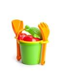 Toys for sandbox Stock Image