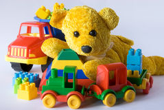 Toys Royalty Free Stock Photo
