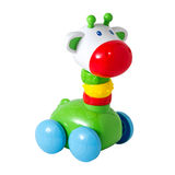 Toys to develop creativity in children Stock Images