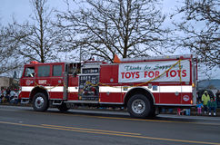 Toys for Tots Royalty Free Stock Photography