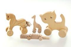 toys trä Royaltyfri Bild