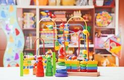 toys trä Royaltyfria Bilder