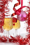 toys wineglasses Royaltyfri Fotografi