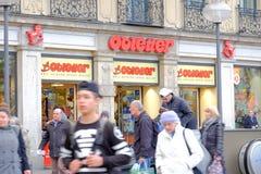 Toyshop di Obletter Fotografia Stock Libera da Diritti