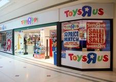 Toysrus lager Fotografering för Bildbyråer
