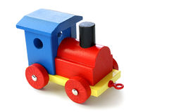 ToyTrain Royalty Free Stock Images