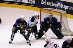 TPS Turku contro Jokerit Helsinki Immagine Stock
