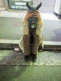 Tóquio Dia das Bruxas Foto de Stock Royalty Free