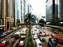 tráfego Imagens de Stock