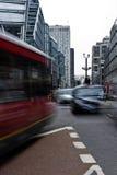 Tráfego de viajante de bilhete mensal de Londres Fotos de Stock Royalty Free