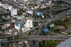 Tráfego em Banguecoque Fotos de Stock