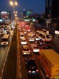Tráfego rodoviário Foto de Stock