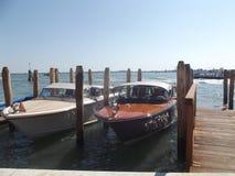 Tráfico de Venezia imágenes de archivo libres de regalías