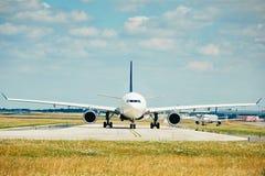 Tráfico en el aeropuerto Foto de archivo