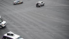 Tráfico en Las Vegas almacen de video