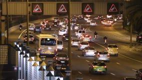 Tráfico por carretera metrajes