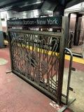 Trânsito Penn Station de NJ fotos de stock royalty free