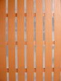 Trä av listväggen Royaltyfria Bilder