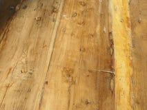 Trä bordlägga bakgrund Arkivfoton