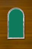 trä för brädegolvgreen Arkivfoto