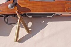 Trä30 gevär som 06 lägger på det, är sidan royaltyfria foton