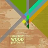 Trä mönstrar Fotografering för Bildbyråer
