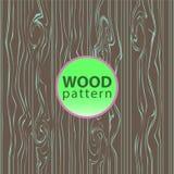 Trä mönstrar Royaltyfri Bild