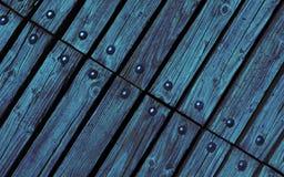 Trä med nitar Royaltyfri Fotografi