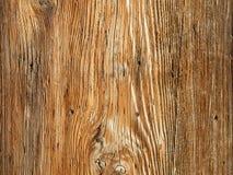 Trä stiga ombord Arkivfoton