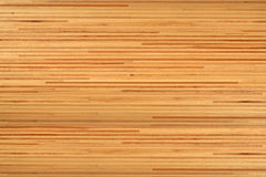 Trä stiger ombord Arkivfoto