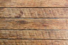 Trä stiger ombord Arkivbilder