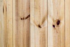 Trä stiger ombord bakgrund Arkivfoto
