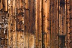 Trä stiger ombord väggbakgrunden Royaltyfria Bilder