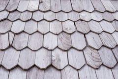Trä taklägga Arkivfoto