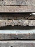 Trä texturerar bakgrund av gamla wood paneler Royaltyfria Bilder