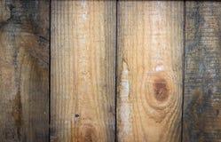 Trä texturerar gammala paneler för bakgrund Fotografering för Bildbyråer