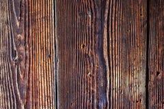 Trä texturerar gammala paneler för bakgrund Abstrakt textur av trädstubben, forntida sprickaträ Arkivfoto