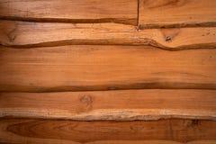 Träbakgrund med naturliga texturer, träväggpaneler texturerar bakgrund fotografering för bildbyråer
