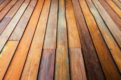 Träbakgrund, wood textur för korngrunge, krön Royaltyfri Foto