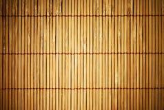 träbakgrundsbrownstaket Arkivbild