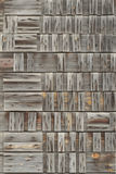 träbakgrundsgrunge Arkivfoto