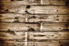 träbakgrundsgrunge Arkivfoton
