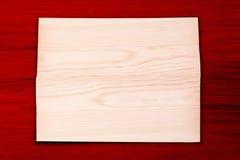 träbakgrundsram Arkivbild