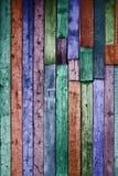 träbakgrundstappning Arkivbilder