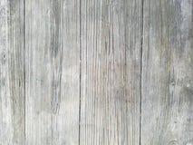 Träbakgrundstextur, closeup av tabellen utomhus vertikala plankor Yttersida har fyra stora avsnitt fotografering för bildbyråer