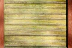träbakgrundsvägg Arkivbilder