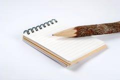 träblyertspenna arkivfoton