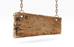 Träbräde, gammalt trä royaltyfri bild