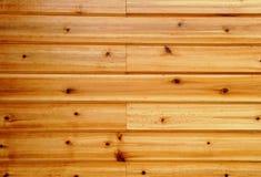 Träbrädetextur, bakgrund Arkivfoto