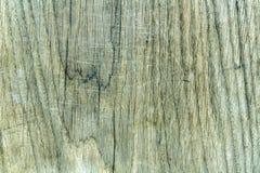 Träbrädeyttersida med skrapor Royaltyfri Foto